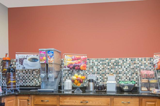 Super 8 by Wyndham Youngstown/Austintown - Youngstown - Buffet