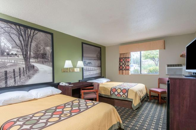 Super 8 by Wyndham Youngstown/Austintown - Youngstown - Makuuhuone