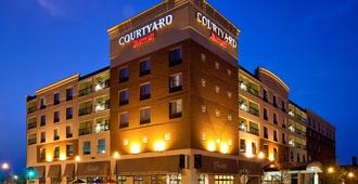 Courtyard by Marriott Rochester Mayo Clinic Area/Saint Marys - Rochester - Edificio