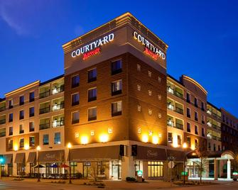 Courtyard by Marriott Rochester Mayo Clinic Area/Saint Marys - Rochester - Building