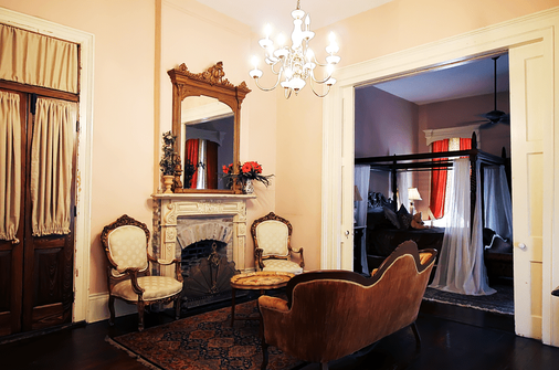 The Olivier House Hotel - New Orleans - Olohuone