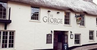 The George Inn - Okehampton - Edificio
