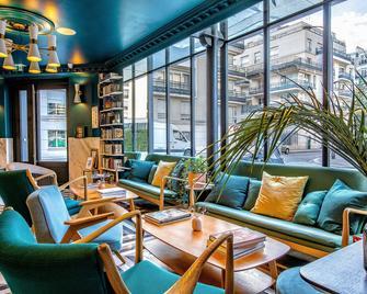 Hotel Rose Bourbon - París - Lounge
