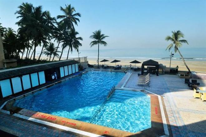 Hotel Sea Princess - Mumbai - Pool