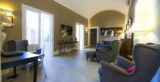 Aegusa - Favignana - Living room