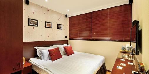 The Shai Red Hotel - Hong Kong - Phòng ngủ