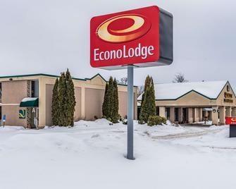 Econo Lodge - Брейнерд - Building