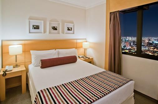 Nobile Suites Congonhas - Sao Paulo - Phòng ngủ
