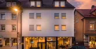 Novum Hotel Bruy - Stuttgart - Toà nhà