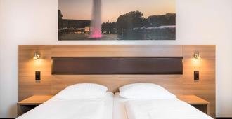 Novum Hotel Bruy - שטוטגרט - חדר שינה
