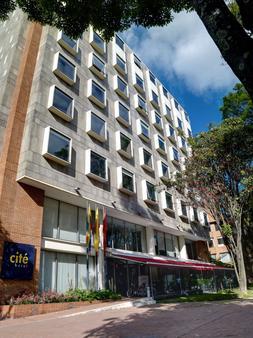 Cite Hotel - Bogotá - Building