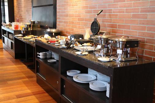 Cite Hotel - Bogotá - Buffet