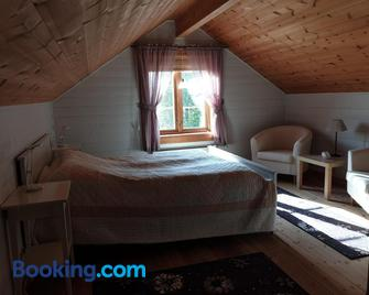 Tinja fjellgård - Narvik - Bedroom