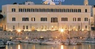 San Paolo Al Convento - Trani - Edificio