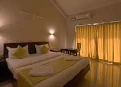 Anjuna Beach Resort - Anjuna - Bedroom
