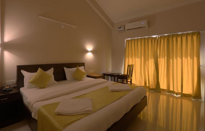 Anjuna Beach Resort - Anjuna - Schlafzimmer