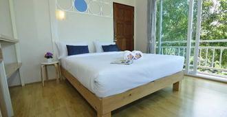 Papaya Phi Phi Resort - Đảo Phi Phi - Phòng ngủ