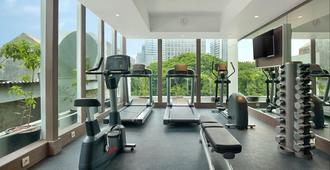 Holiday Inn Express Jakarta Wahid Hasyim - Yakarta - Gym