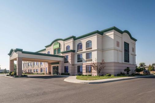 Wingate by Wyndham Spokane Airport - Spokane - Toà nhà