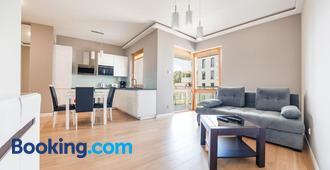 Apartamenty Sun & Snow Mila Baltica - Gdansk - Living room