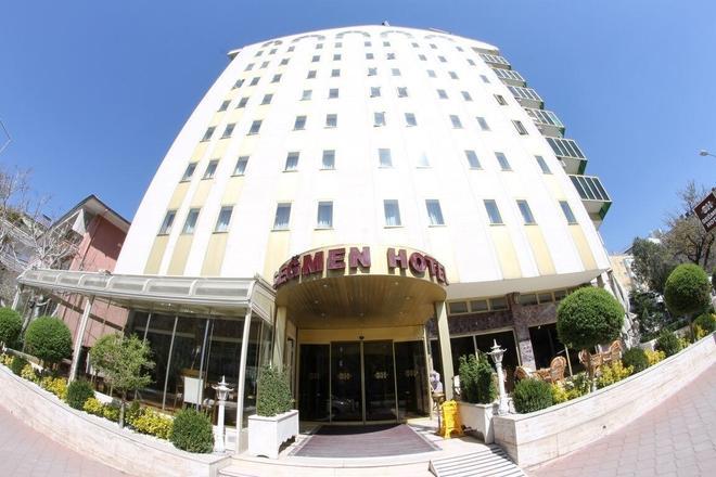 Segmen Hotel - Ankara - Building
