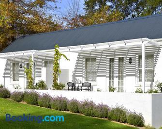 Lavender Farm Guest House - Franschhoek - Gebäude