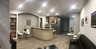 Alojamientos Olga - פאמפלונה - דלפק קבלה