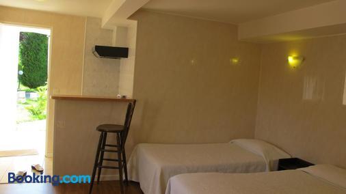 Hotel Acostel - Meaux - Bedroom