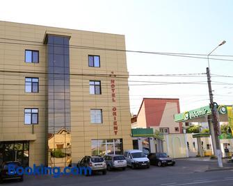 Hotel Orient Braila - Brăila - Building