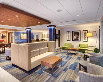 Holiday Inn Express & Suites Terrace - Terrace - Lounge