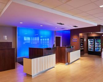 Fairfield Inn & Suites by Marriott Rawlins - Роулинз - Ресепшен