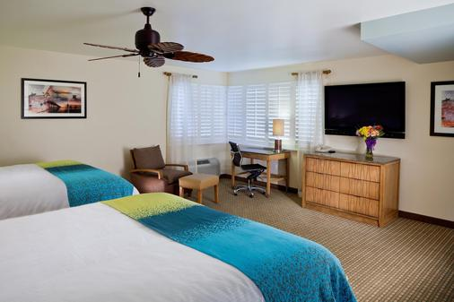 PB Surf Beachside Inn - San Diego - Bedroom