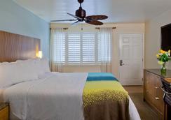 PB Surf Beachside Inn - San Diego - Makuuhuone
