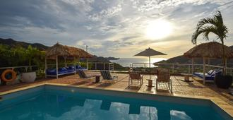 Casa Relax - Adults Only - Taganga - Pool