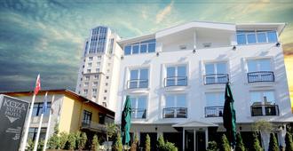 Koza Suite Hotel - Ankara - Building