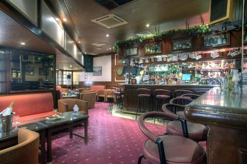 阿爾迪阿達納酒店 - 阿布達比 - 阿布達比 - 酒吧