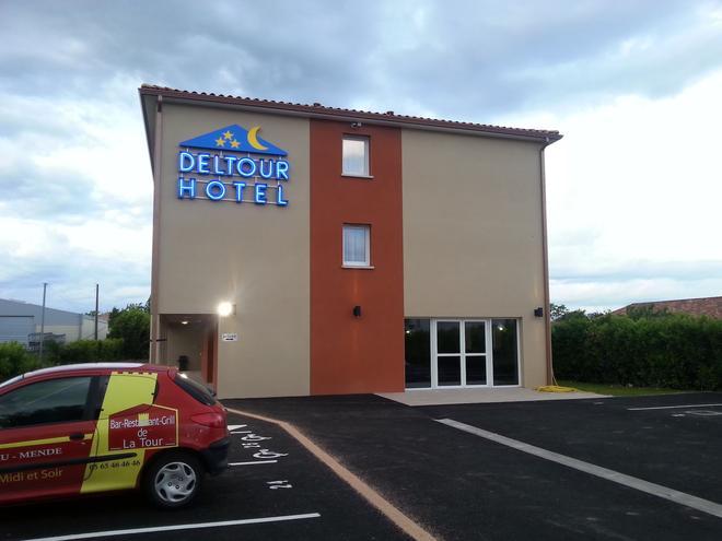 Deltour Hôtel Villeneuve-Sur-Lot - Villeneuve-sur-Lot - Bâtiment