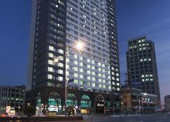 Crown Harbor Hotel Busan - Busan - Building