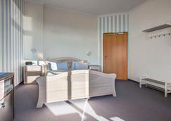Hotel Villa Seeschlößchen - Heringsdorf - Bedroom