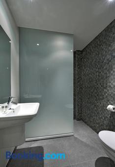Center Hotel - Kortrijk - Phòng tắm