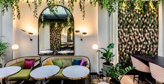 Best Western Hotel Crystal - Nancy - Lounge
