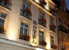 Best Western Hotel Crystal - Nancy - Toà nhà