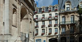 Best Western Hotel Crystal - Nancy - Edificio