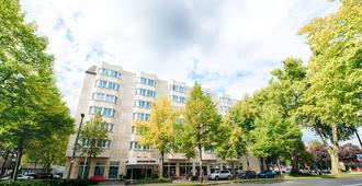 ليوناردو هوتل دوسلدورف سيتي سنتر - دوسيلدورف - مبنى