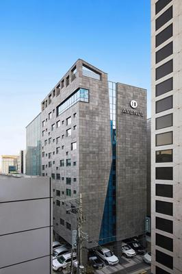 H Avenue Hotel Gangnam Yeoksam - Σεούλ - Κτίριο
