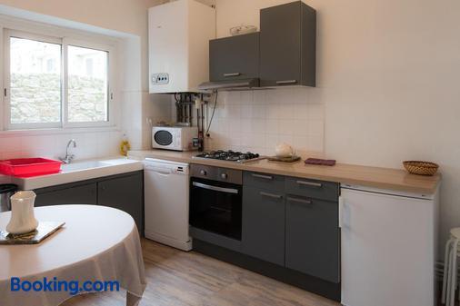 Les Chambres de Lourmel - Pontivy - Kitchen