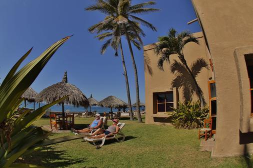 Villas El Rancho Green Resort - Mazatlán - Hàng hiên