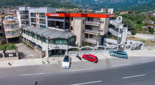 Hotel Castello - Bar - Gebäude