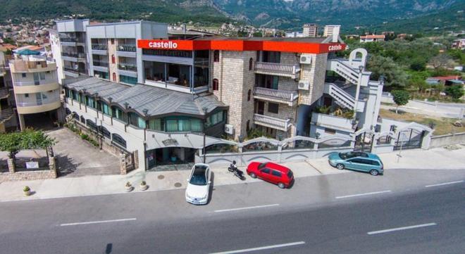 Hotel Castello - Bar - Edificio