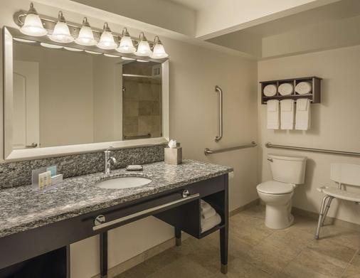Hampton Inn Chicago Downtown/Magnificent Mile - Chicago - Bathroom